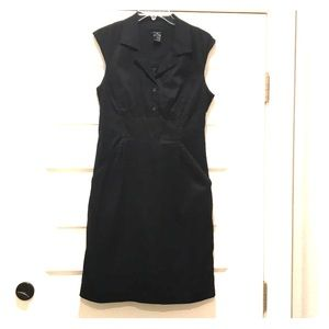Ann Taylor Collared Dress
